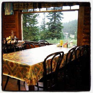 Echo Lake Lodge Colorado Restaurant