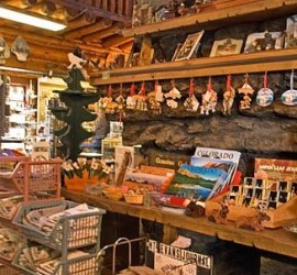 echo lake lodge gift shop